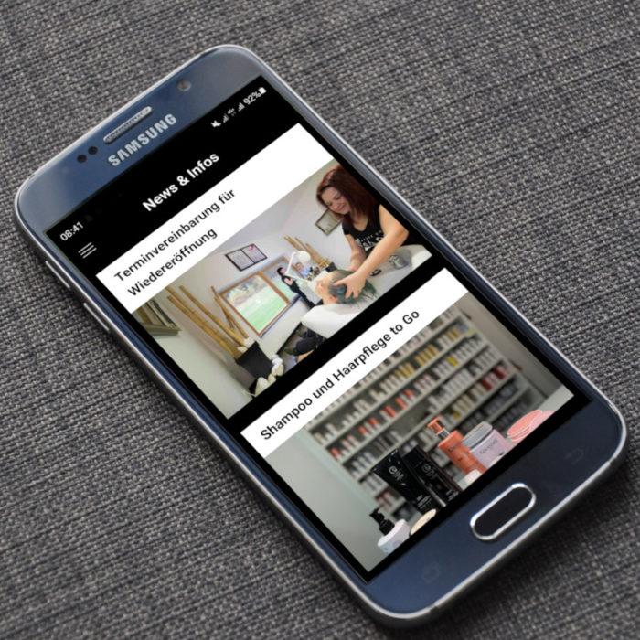 NEU: Die HaarZone-App