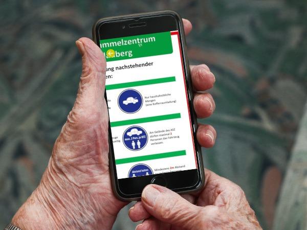 NEU in der App: Die Zoom-Funktion