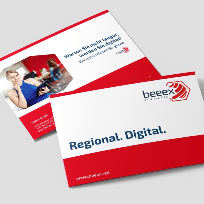 Unsere neue Marketing-Broschüre!